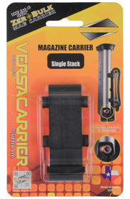 Versacarry Versacarrier Magazine Carrier Double Stack 9mm Plastic Black