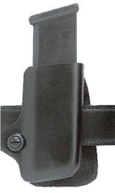 "Safariland Mag Holder, Belts up to 1.75"", Black Safari"