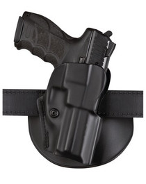 Safariland 5198 Paddle Holster FN FNS 40 Thermoplastic Black