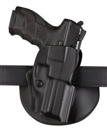 Safariland 5198 Paddle Holster Colt Govt 1911 Thermoplastic Black