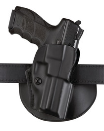 Safariland 5198 Paddle Holster S&W J Frame Thermoplastic Black