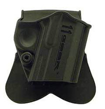 Springfield Paddle Holster, Fits 1911, Right Hand, Black