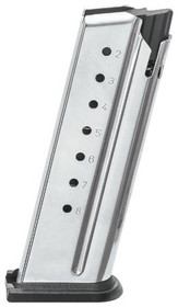 Springfield XD-E Mag 45 ACP, Stainless Finish, 6rd