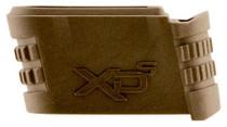 Springfield XD-S Mag 9mm Flat Dark Earth Finish, Backstrap 1
