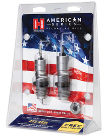 Hornady 2-Die Set 223 Remington