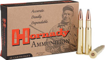 Hornady Custom 30-40 Krag 180gr, Soft Point, 20rd/Box