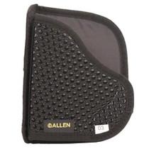 Allen Company Inc Baseline Pocket Holster Compact 9mm/.40 Black Ambidextrous