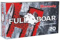 Hornady Full Boar 30-30 Winchester 140gr MonoFlex, 20rd/Box
