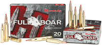 Hornady Full Boar 25-06 Remington 90gr GMX, 20rd/Box
