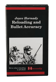 Hornady Informational DVD For Reloading By Joyce Hornady