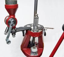Hornady Lock-N-Load Powder Measure Bracket