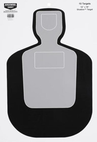 World Of Target EZ Scorer Shadow Target 100 Pack