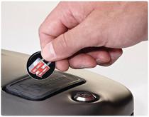 Hornady RAPiD Safe RFID Sticker, Black