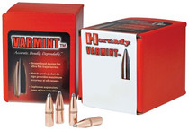 Hornady Rifle Bullets .308 Diameter 110gr Round Nose, 100/Box