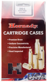 Hornady Rifle Casing 264 Winchester Magnum, 50
