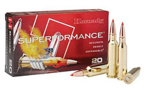 Hornady Superformance 260 Rem 129gr SST 20rd/Box