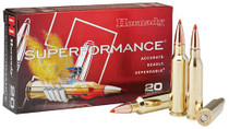 Hornady Superformance 300 WSM 165gr GMX 20rd/Box