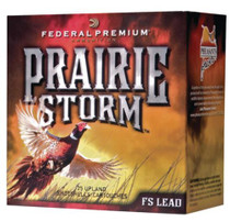 "Federal Premium Prairie Storm FS Lead 20 Ga, 2.75"", 1350 FPS, 1oz, 6 Shot 25rd/Box"