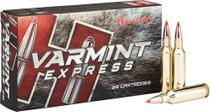 Hornady Varmint Express 6mm Creedmoor 87gr V-Max, 20rd/Box