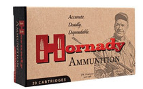 Hornady Custom 17 Hornet 25gr Hollow Point 50rd/Box