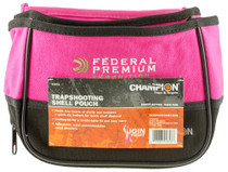 Champion Trapshooting Shell Pouch Pink Nylon