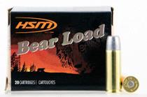HSM Bear Load 45 Colt 325gr, WFNGC, 20rd/Box