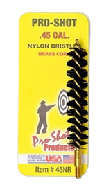 Pro-Shot Nylon Rifle Brush .45 Cal