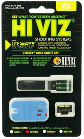 Hiviz LiteWave Henry Frontier Fiber Optic Green Black