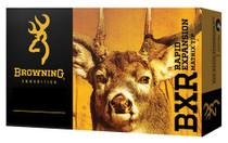 Browning BXR Rapid Expansion 7mm-08 Rem 144gr, Matrix Tip, 20rd Box