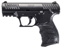 "Walther CCP M2 Compact 9mm, 3.5"" Barrel, Manual Thumb Safety, Black, 8rd"