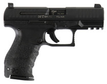 "Walther PPQ M2 9mm, 4"" Barrel, XS F8 Night Sights, 15rd"
