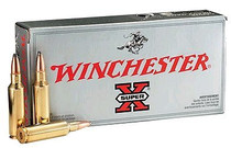 Winchester Super-X 25-35 Winchester 117gr, Soft Point, 20rd/Box