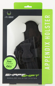 Alien Gear Holsters Shape Shift Appendix LC380, RH