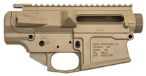 Aero Precision M5 Stripped Receiver Set M5 308 Win/7.62, Flat Dark Earth Cerakote