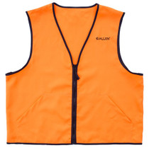 Allen Deluxe Blaze Orange Hunting Vest Med
