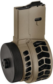 X Products X-15 223/5.56 Magazine, FDE, 50rd
