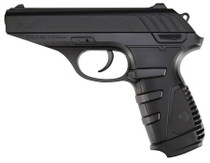 Gamo P-25 Blowback Air Pistol, .177, Pellet, Fixed Sights, Black, 16rd