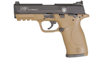"Smith & Wesson M&P P22 Compact, .22LR, 3.6"", 10rd, Flat Dark Earth"