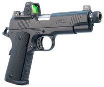"""Ed Brown Special Forces SRC 45 ACP, 5"""" Barrel, Threaded, NS/Red Dot, Black, Gen4, 7rd"""