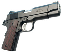 "Ed Brown CCO LW 1911 9mm, 4.25"" Barrel, FOF Black VZ Grip, Black Gen4 Stainless Steel, 8rd"