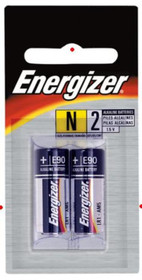 Energizer N Cell Alkaline Battery 1.5 Volts, 2 Pack