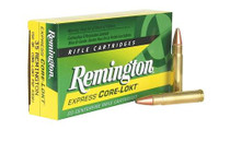 Remington Core-Lokt 35 Rem Pointed Soft Point 150 gr, 20rd/Box