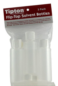 Tipton Flip Top Solvent Bottles 4 oz