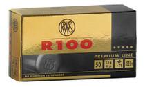 RWS Premium Line R 100 C-Class 22LR, 40gr, 50rd/Box