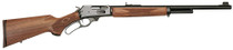 "Marlin 444 Marlin Lever Model 1895, 22"" Blue Barrel, American Walnut Stock"