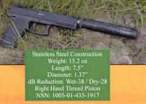 Knight's Armament 762QDC/CQB Suppressor