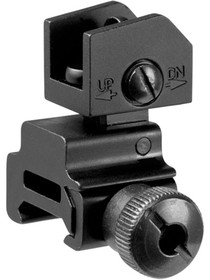 Barska Rear Sight Tactical /Removeable AR-15/M16/M4 Picatinny