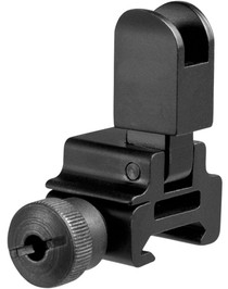 Barska Front Flip Up Iron Sights AR-15/M16/M4 Picatinny