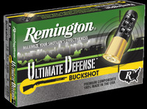 "Remington HD Ultimate Home Defense Shotshell Loads Buckshot 12 Gauge, 2.75"", 9 Pellets 00 Buckshot 5rd/Box"