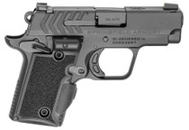 Springfield 911 380 ACP, Single, 6rd and 7rd